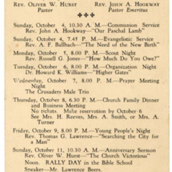 1936-10-00 Forty-Fifth Anniversary events.jpg