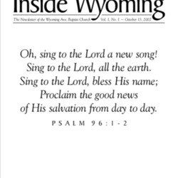 Inside Wyoming, Vol. 17, 2002 (5 issues)