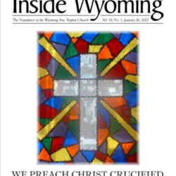 Inside Wyoming, Vol. 18, 2003 (7 issues)