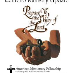 Centeno Ministry Update, December 2007