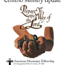 Centeno Ministry Update, December 2007