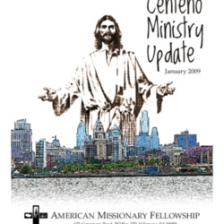 Centeno Ministry Update, January 2009
