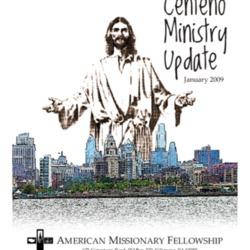 Centeno Ministry Update, January 2009